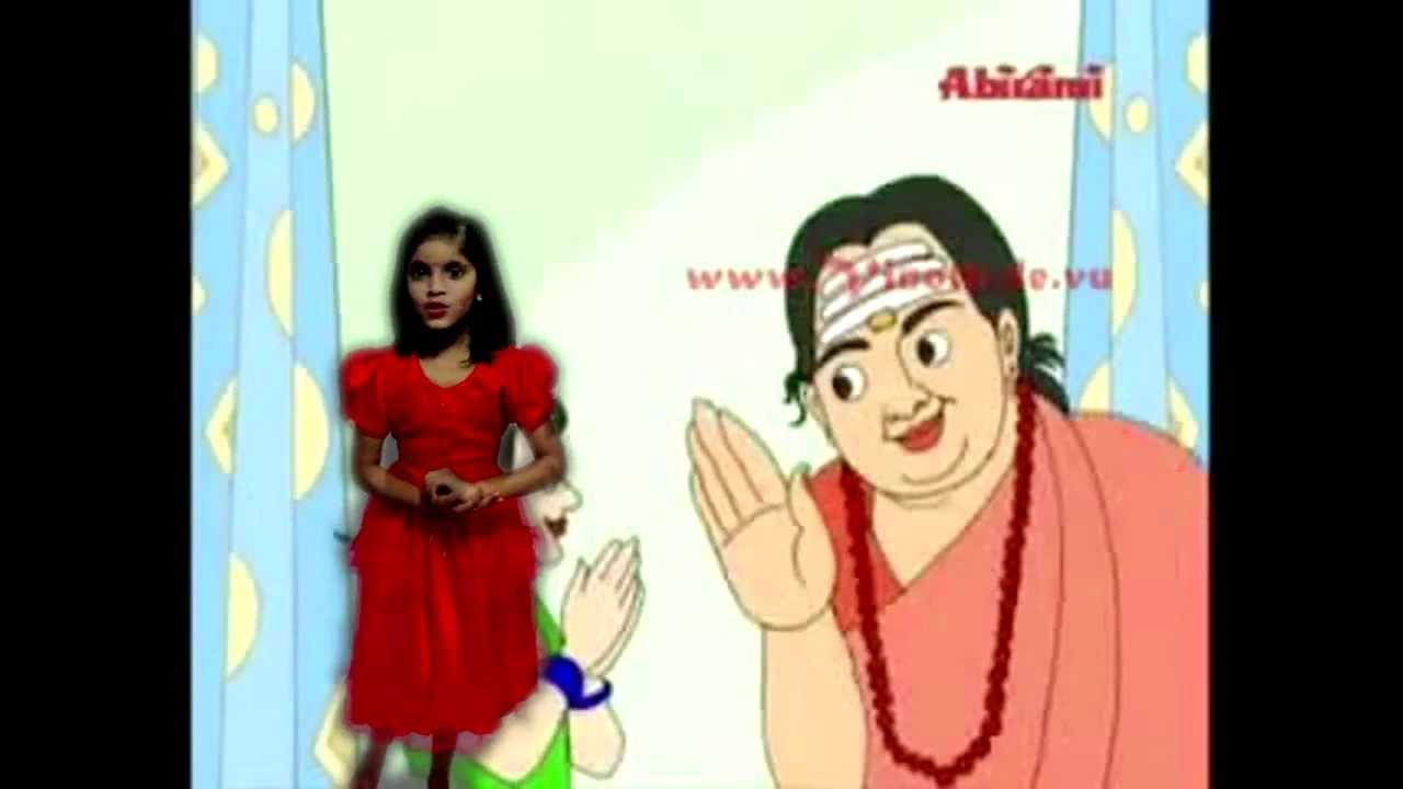 Asana tamil nursery rhymes - YouTube