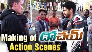 Dohchay Telugu Movie Making | Behind The Scenes | Naga Chaitanya | Kriti Sanon