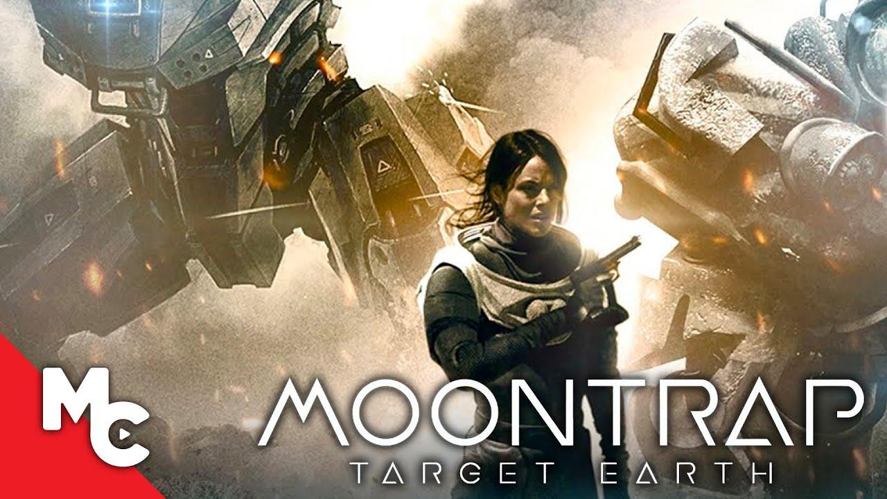 Download Moontrap: Target Earth   Full Sci-Fi Movie   Sarah Butler