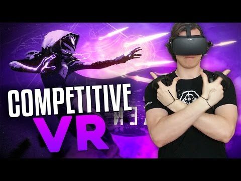 THE UNSPOKEN VR (Competitive Oculus Rift Game & Tournament!)