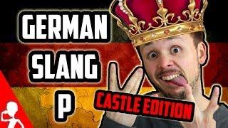 German Slang | Letter P | CASTLE EDITION
