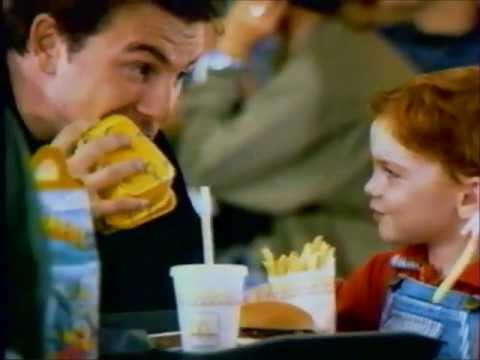 Vieille Publicité Mac Donald's (Spot TV France, 1994)