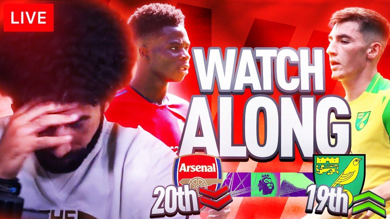 How to watch Arsenal vs. Norwich City: Premier League live stream ...