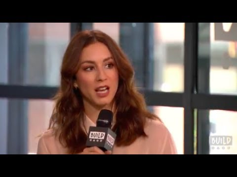 Troian Bellisario Discusses The Mission-Based Brand, This Bar Saves Lives