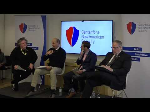 Panel Discussion: A New American Way Of War