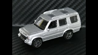 Обзор # Land Rover Discovery 2004 MotorMax