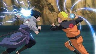 [AMV] Naruto vs Sasuke Final Battle  《Ed Sheeran - Shape of you|Cover by Out Last Night》
