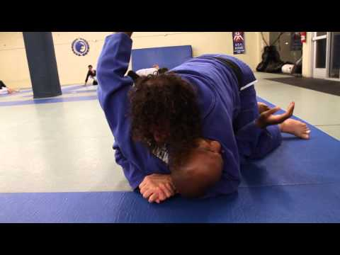 Kurt Osiander's Move of the Week - Leg Drag