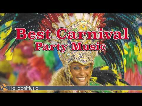 Best Carnival Party Music (Music from Brasil)