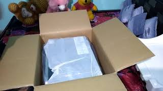 Amazon delivered  product without wrap & IFB 23 L Convection Microwave Oven - Unboxing