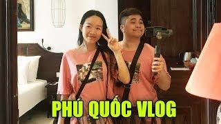Tuần Trăng Mật Đáng Nhớ Của Vợ Chồng A Hùi | Phú Quốc Vlog #1