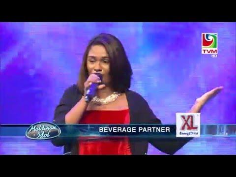 Maldivian Idol Gala Round 4 | Elhimi Kandumathi - Meera & Soppe