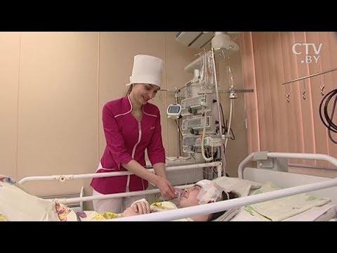 «Медсестра года» рассказала о работе в детской реанимации