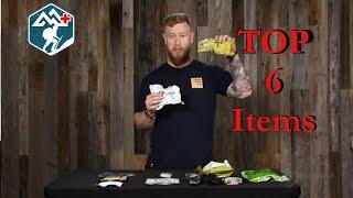 Top 6 Trauma Kit Items