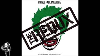 Prince Paul - People, Places, and Things (Remix) (feat. Chubb Rock, Wordsworth, and MF DOOM)