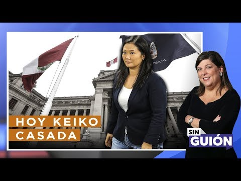 Hoy Keiko casada - Sin Guion con Rosa María Palacios