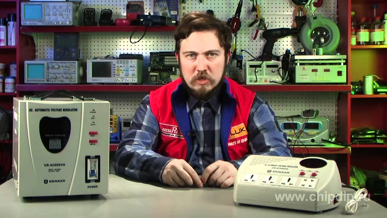 Relay Type Voltage Stabilizers Youtube