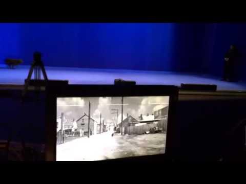 Helen Lawrence 3D technology in motion