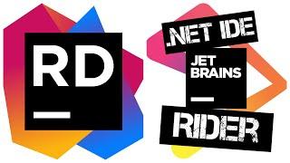 my IDE for .NET Development  JetBrains Rider
