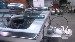 Jet Boat Rebuild, Stringer Replacement, Boat Seats Rebuild