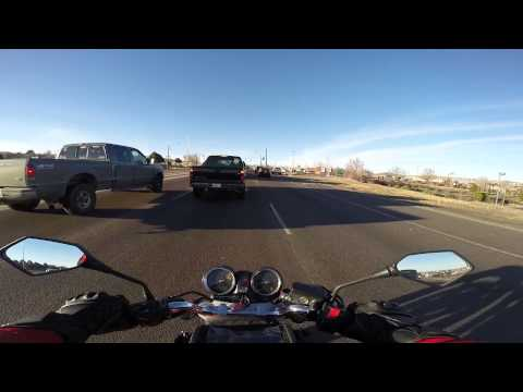 Daily Commute 001: New Colorado Motovloger