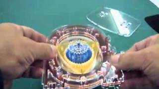 Wankel engine(ロータリーエンジン)組み立てキット
