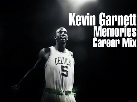 Kevin Garnett - Memories [Career Mix]