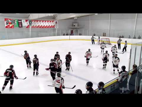 Ajax Pickering Raiders vs Ottawa Meyers Automotive - Bantam AAA