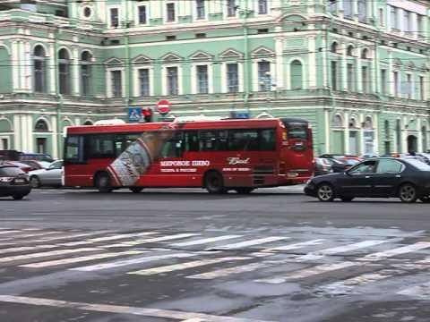 Санкт-Петербург. Театральная площадь. Улица Декабристов