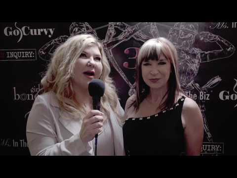 Sherry Lee Meredith interviews Cynthia Rothrock at 2017 Artemis