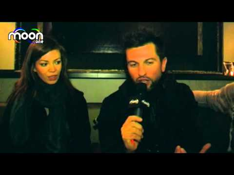 Interview Nikos Akrivos - NEO PIN UP Vernissage Paris Chatelet @ Victoria Cross