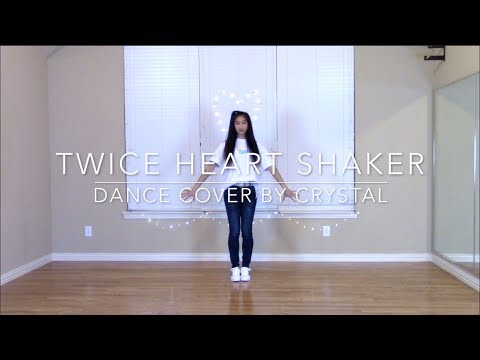 TWICE HEART SHAKER — full dance cover by crystal