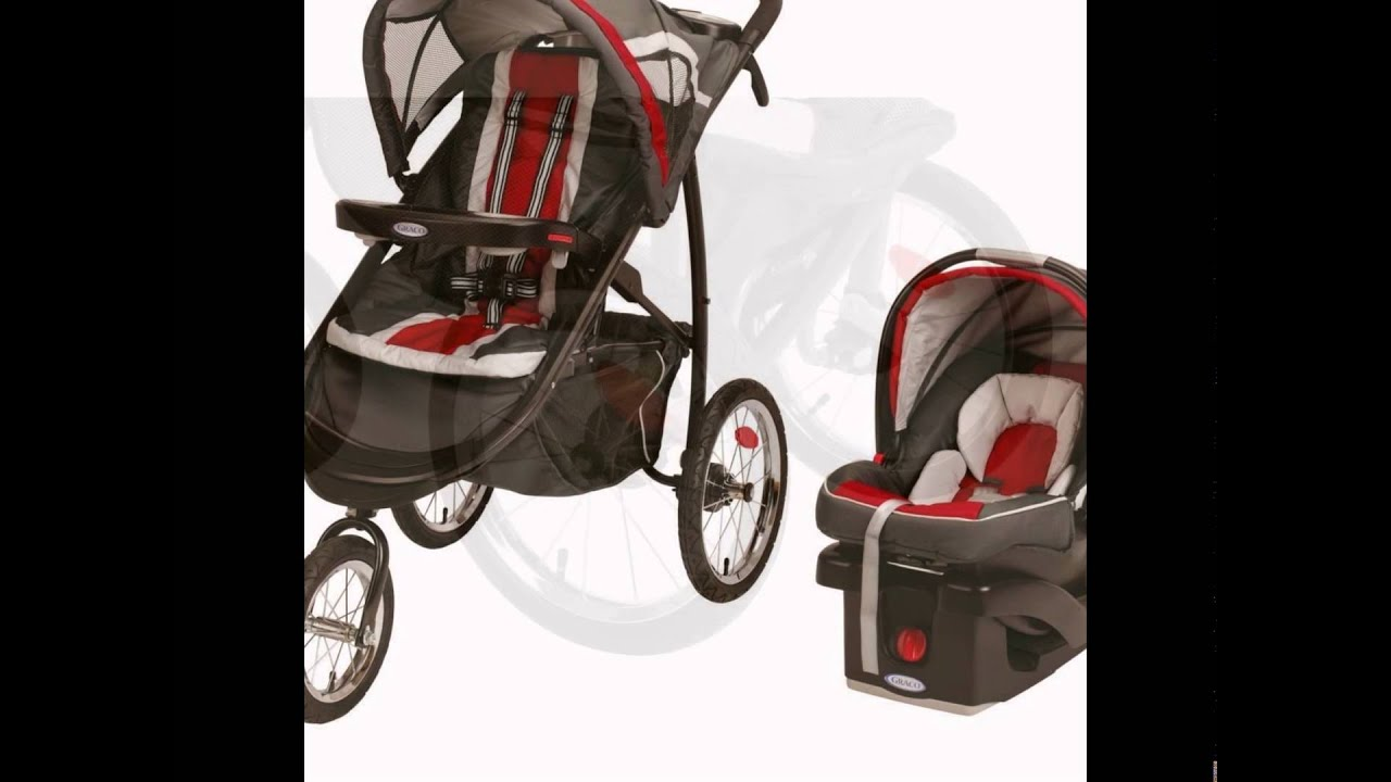 6db44454c722 Graco FastAction Fold Jogger Click Connect Travel System