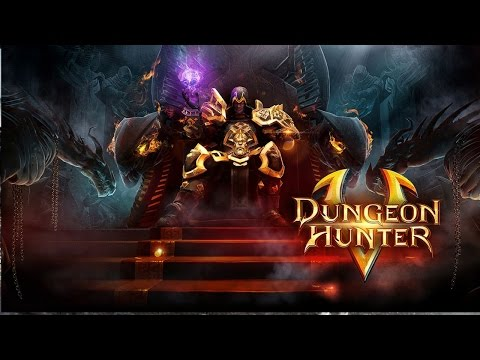 Lets Play: Dungeon Hunter 5 Big Combo's (by Gameloft) - iOS / Android - HD Gameplay Trailer