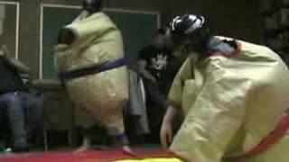Sumo Suit Showdown