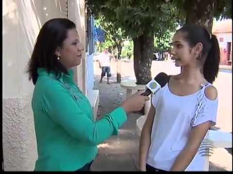 SPTV 1ª Edição – TV Fronteira   Moradores contam as qualidades de Caiabu   globo tv