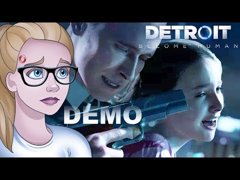 CAN'T HANDLE THE PRESSURE!! - Detroit: Become Human (Hostage DEMO)