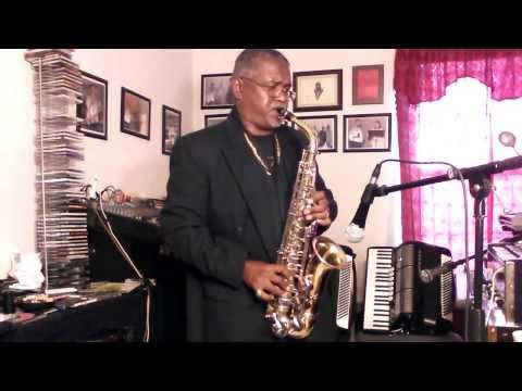 Neele Gagan Ke Tale,Instrumental On the Alto Sax,Mitch Mitra Seenath