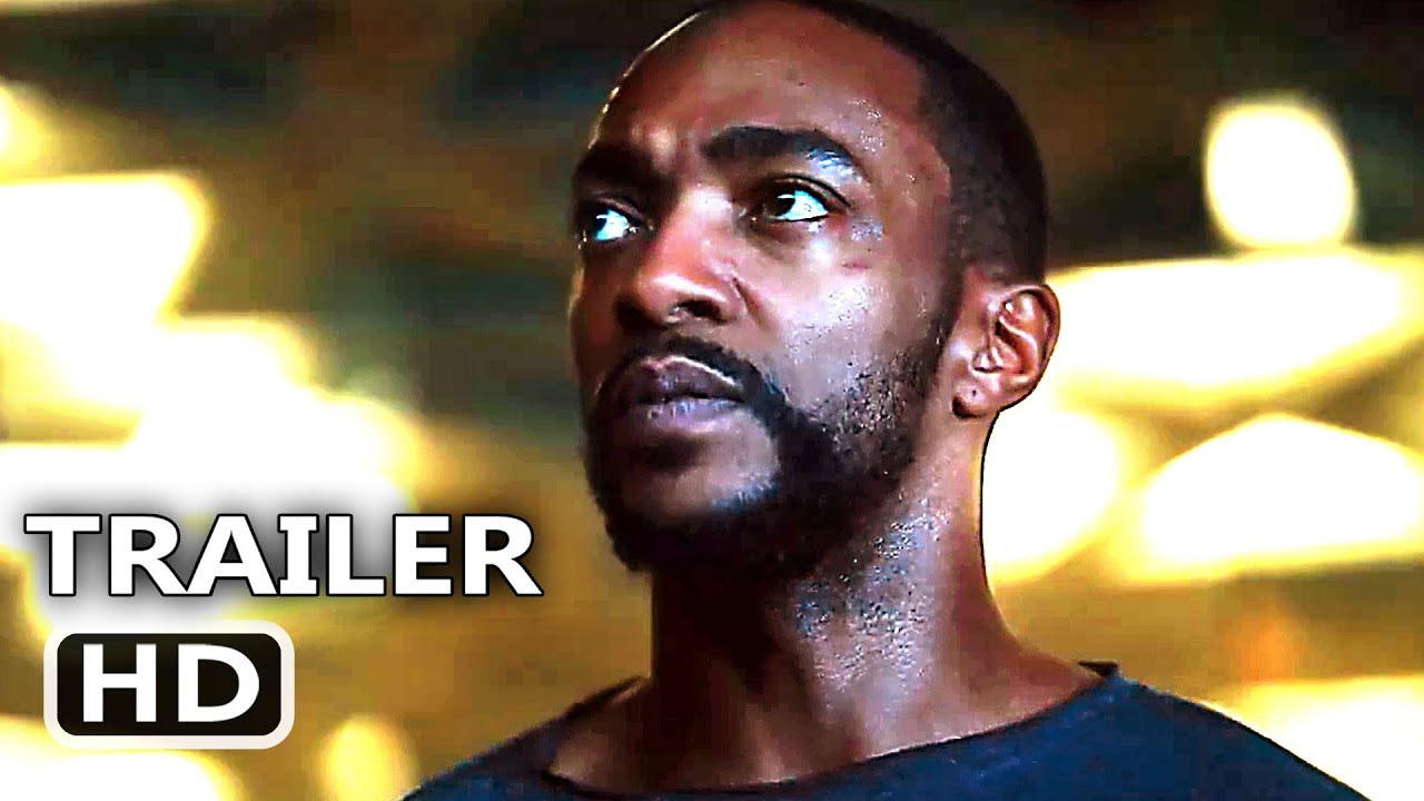 ALTERED CARBON SEASON 2 Trailer (2020) Anthony Mackie Series