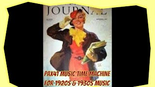 Compilation of Popular Music from 1935