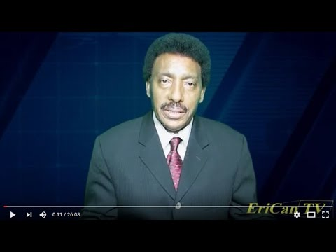 Eritrean News TV Montreal Canada June 2016