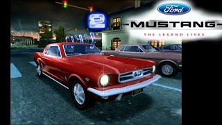 Ford Mustang: The Legend Lives ... (PS2)