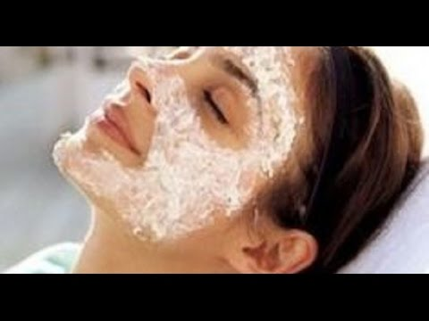 mascarilla de avena para la piel seca