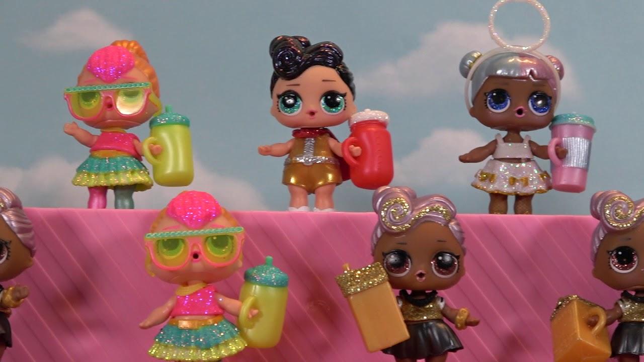 Glam Glitter Series Doll