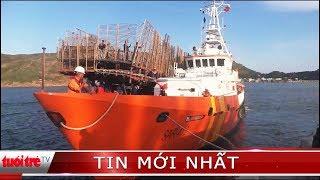 ⚡ Tin mới nhất | Cứu 49 ngư dân Quảng Nam trôi dạt trên biển 5 ngày