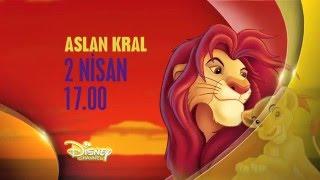 Aslan Kral Nisan'da Disney Channel'da!