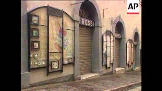 Italy - Further earthquake damage