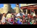 WINDSOR WALK | The Royal Wedding Street Celebrations for Prince Harry and Meghan Markle | England