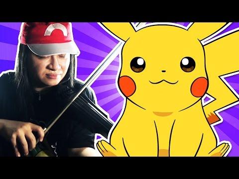 Pokémon - Theme Song (Gotta Catch 'Em All)[Rock Violin Cover/Remix] || String Player Gamer