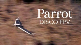 Parrot DISCO FPV - Official Vi…